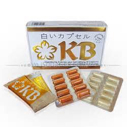 Sabun Kb kyusoku bihaku sabun suplemen pemutih dengan