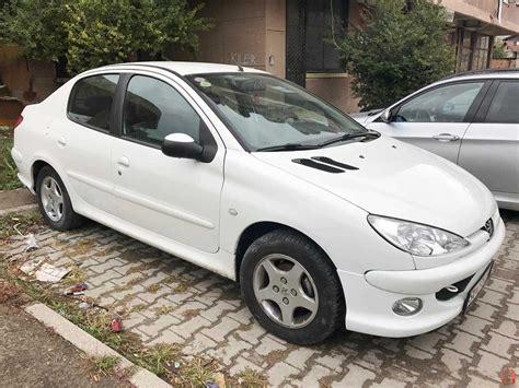 automobiles peugeot pazar3 mk ad peugeot 206 sedan 1 4 tng for sale skopje