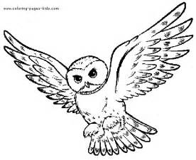 owl coloring pages for kids animals coloring pages for kids