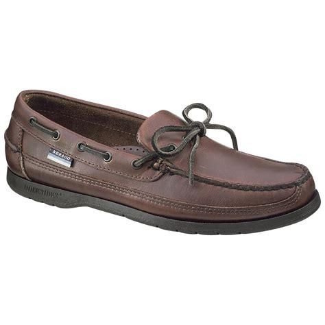 knockabout boat men s sebago 174 knockabout boat shoes brown 115216