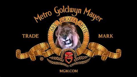film lion trademark mgm trademark logo lions 1920 s present youtube