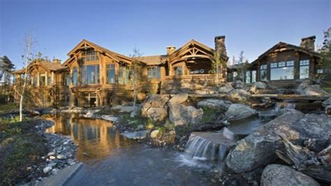 log home mansions montana log cabin mansions log cabin mansions luxury log