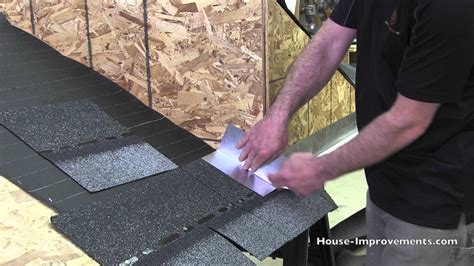roof step flashing  flashing alternates   shingles