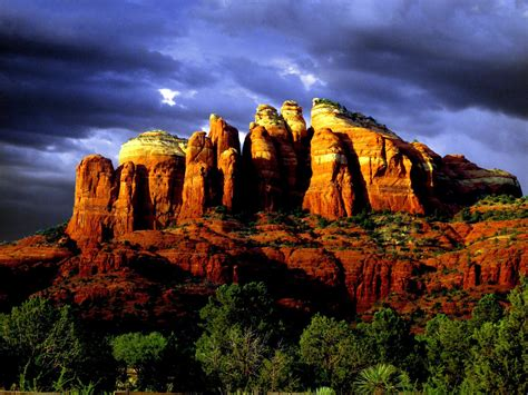 beautiful places to visit in the us red rocks of sedona arizona united states beautiful