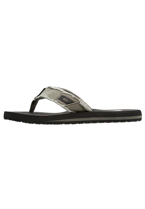 Sandal Neckermann 02 Dk Brown quiksilver monkey abyss sandaler m t 229 split green