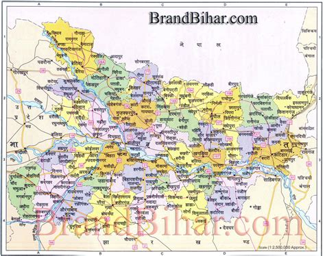 begusarai city map bihar map