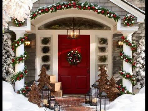xmas trends for holiday decor 2016 christmas home decoration ideas 2016 youtube