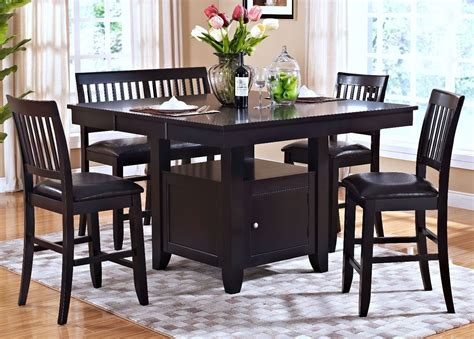 espresso dining room table espresso dining room table bombadeagua me