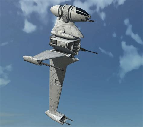 B Wing 3d Model wars b wing 3d model dimmerlight studiosdimmerlight