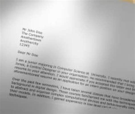 what to include in a cover letter uk what to include in a cover letter for a