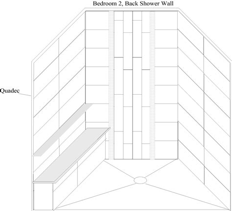 tile pattern drawings kitchen bath tile design pro sketchup community
