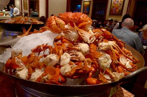 Seafood Buffet On Friday Picture Of Sule Shangri La Seafood Buffet In Louisiana
