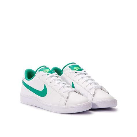 Nike Tennis Classic by Nike Tennis Classic Gs White Green 719448 103