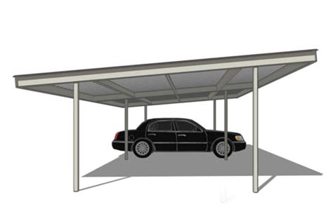 Permanent Carport Metal Carport Designs