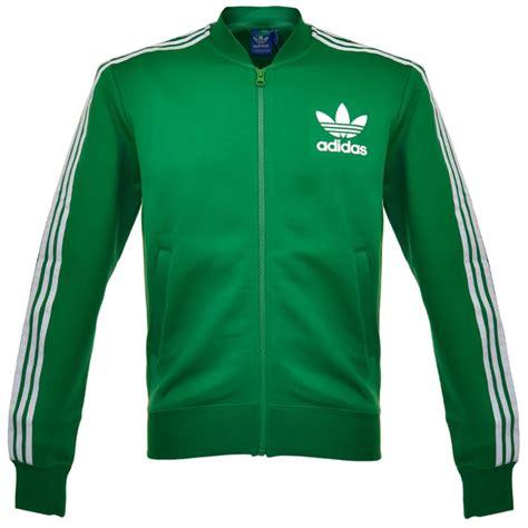 Adidas Tracking Green adidas shop adc fashion green track top