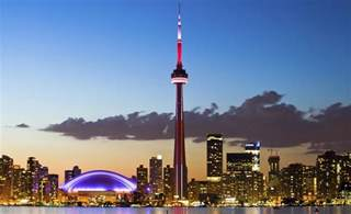 Flights Toronto To Cheap Flights To Toronto Canada From 163 315pp Canadian Affair