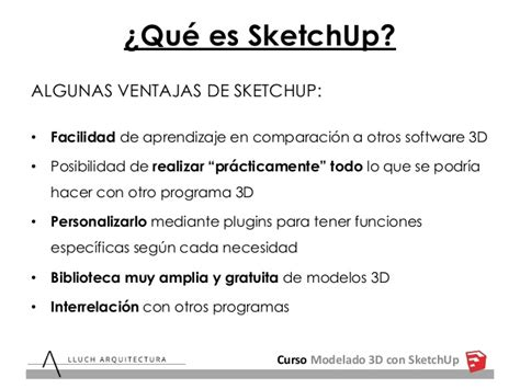 que es layout sketchup presentaci 243 n curso sketch up