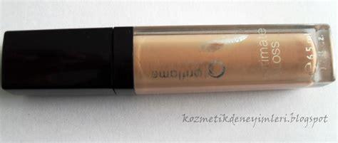 Parfum Oriflame Ultimate kozmetik deneyimleri oriflame ultimate gloss rich