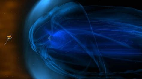 crack  earths magnetic shield detected latest news updates  daily news analysis