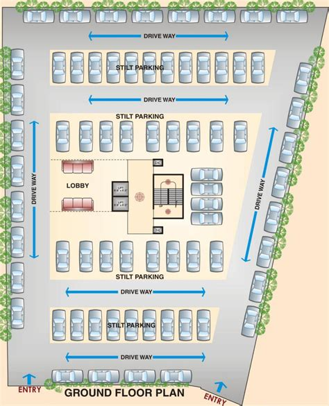 dua residency floor plan 28 dua residency floor plan 1574 sq ft 3 bhk 3t
