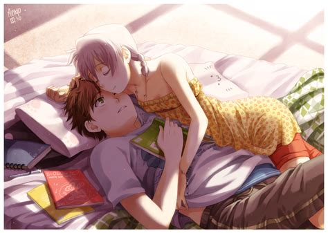 anime couple in bed join anime kida the anime social network anime couples