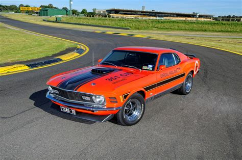 american muscle cars 1970 ford mustang mach 1 187 usa