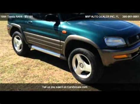 Toyota Rav4 2dr For Sale 1996 Toyota Rav4 2 Door 4wd For Sale In Lake City Fl