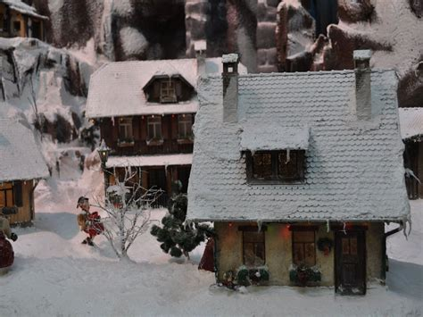 snow cottage wallpaper and backgrounds