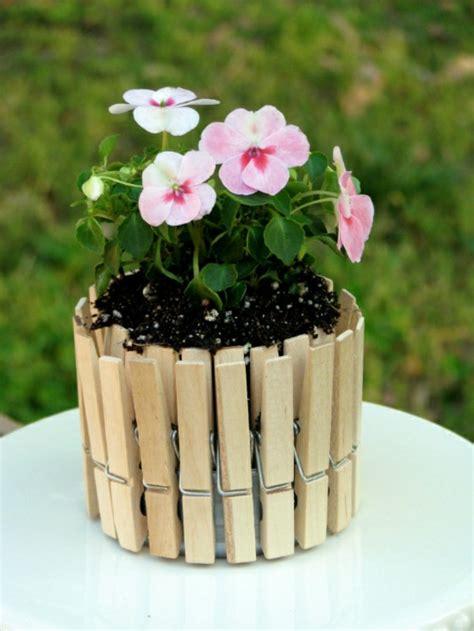 Blumentopf Holz Selber Machen 2669 by Blument 246 Pfe Originelle Bastelideen Aus Gebrauchten