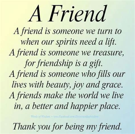 thank you letter to a friend for being there thank you for being my friend friendship
