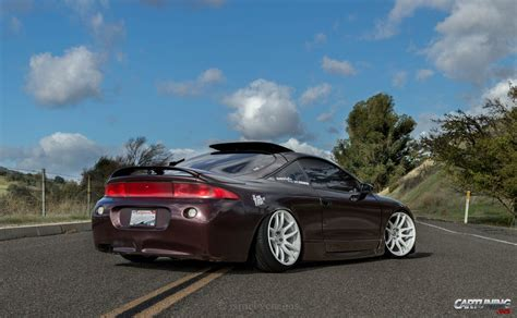 stanced mitsubishi eclipse stanced mitsubishi eclipse 187 cartuning best car tuning