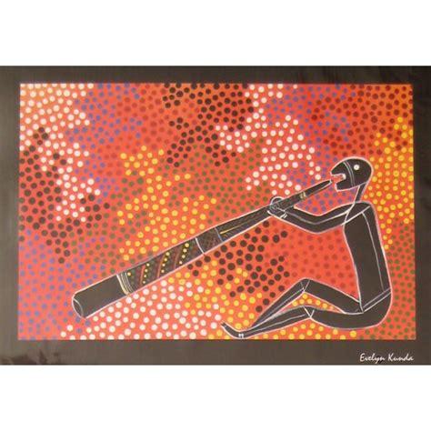 printable aboriginal bookmarks aboriginal art print didgeridoo