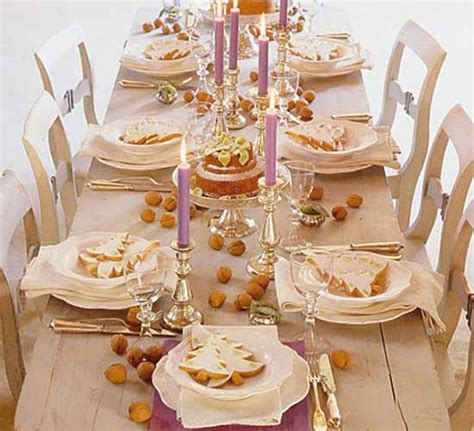 fun ideas   years eve party  beautiful table