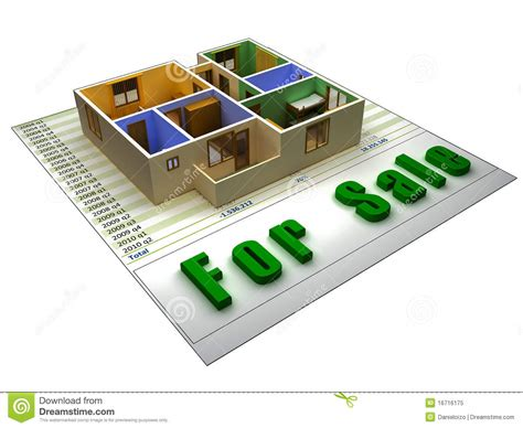 appartement for sale apartment for sale royalty free stock photo image 16716175