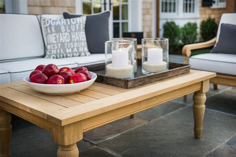 coffee table decor photos hgtv