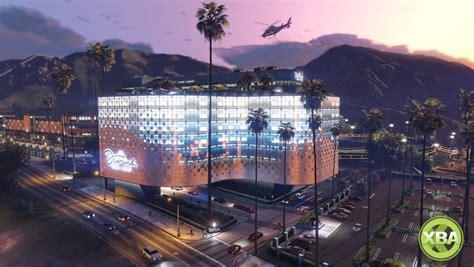 gta onlines diamond casino resort opens  business  week xbox  xbox  news