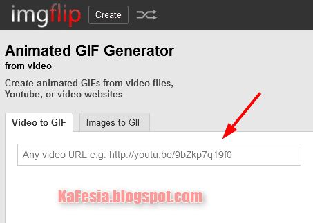 membuat url youtube cara membuat gif dari video youtube