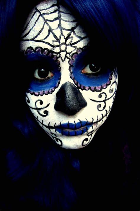 for sugar skull sugar skull v2 makeup by jessibaxx on deviantart
