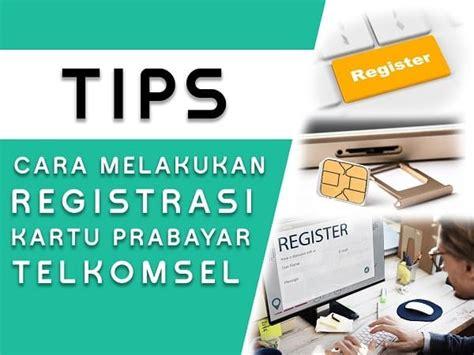 cara menggunakan aplikasi tweakware pada kartu telkomsel cara registrasi kartu prabayar telkomsel