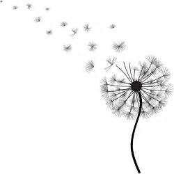 wallpaper bunga dendelion dandelion randa tapak niken susanti