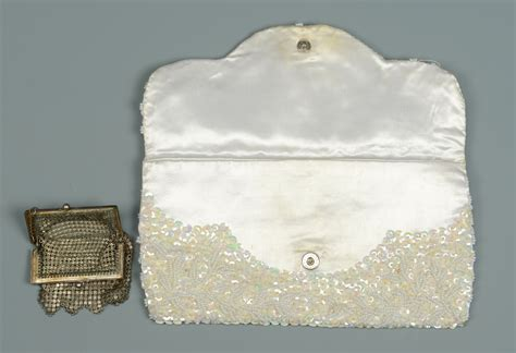 lot 819 vintage m haskell jewelry purses