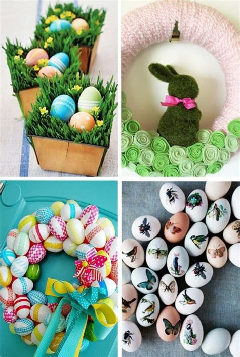 Ceramic Tree Decorations 40 Decorating Ideas For Easter Decoration With Easter Eggs