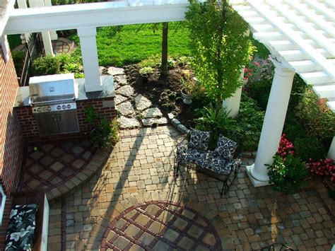 cottage garden inc cottage garden traditional patio cincinnati by