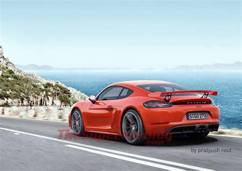 Porsche Gt4rs by Next Porsche 718 Cayman Gt4 Exclusive