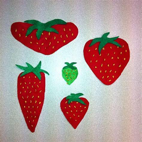 Set Flanel Strawberry why i like felt for flannelboards mel s desk