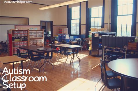 classroom layout for autistic students my classroom the autism helper