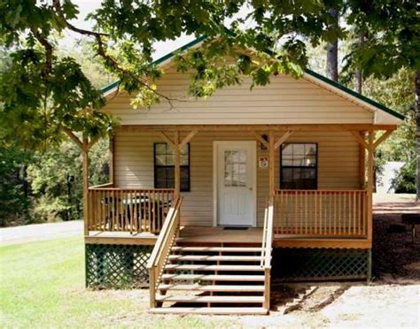 Cabins For Rent Toledo Bend by Cypress Bend Park On Toledo Bend Lake