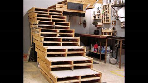 paletten möbel bauen wandregal wei 223 mit k 246 rben
