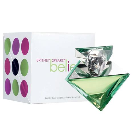 Britneys Newest Advert For Fragrance Believe by Believe Eau De Parfum Spray 100ml Epharmacy