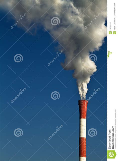 Smoke Comes Out Of Fireplace by Chimney Smoke Stock Images Image 23676314